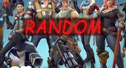 Fortnite Random Account | Ghoul trooper, Galaxy и др. |