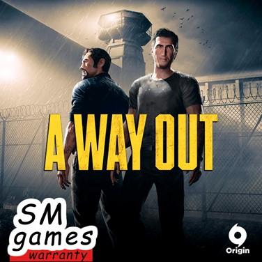 Купить аккаунт A Way Out   Region Free   Гарантия на Origin-Sell.com