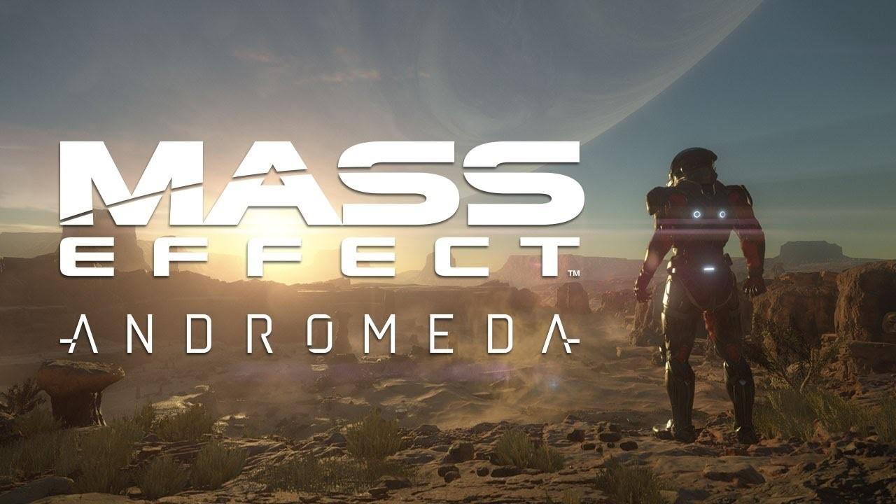 Mass Effect Andromeda Deluxe Edition аккаунт Origin