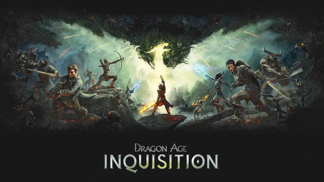 Dragon Age Inquisition Digital Deluxe аккаунт Origin