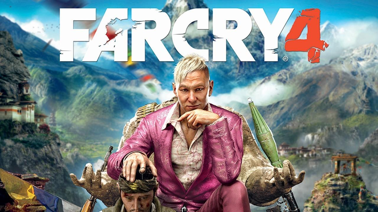 Far Cry 4 RUS PLAYKEY - Region Free + Гарантия  - Uplay