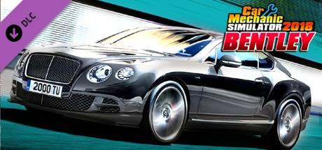 Купить Car Mechanic Simulator 2018 - Bentley DLC Steam RU