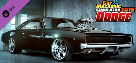 Купить Car Mechanic Simulator 2018 - Dodge DLC Steam RU
