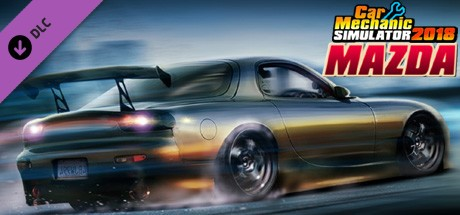 Купить Car Mechanic Simulator 2018 - Mazda DLC Steam RU