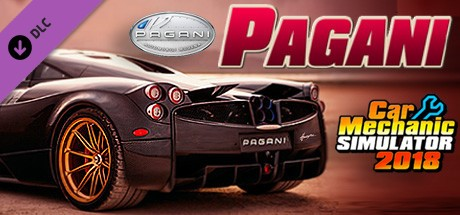 Купить Car Mechanic Simulator 2018 - Pagani DLC Steam RU