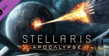 Купить лицензионный ключ Stellaris: Apocalypse DLC (Steam) + СКИДКА + ПОДАРОК на SteamNinja.ru