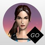 Lara Croft GO (AppStore для iPhone/iPad,IOS,ITunes)