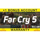 Far Cry 5 | Гарантия 5 лет | + Подарок