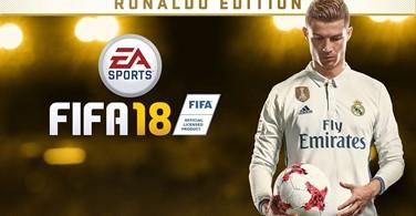 Купить аккаунт FIFA 18 Ronaldo Edition || origin || + Гарантия + Бонус на SteamNinja.ru
