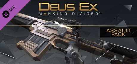 Купить Deus Ex Mankind Divided DLC - Assault Pack Steam RU