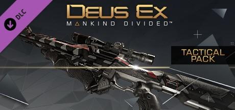Купить Deus Ex Mankind Divided DLC - Tactical Pack Steam RU