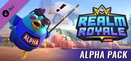 Купить Realm Royale - Alpha Pack (Steam RU)
