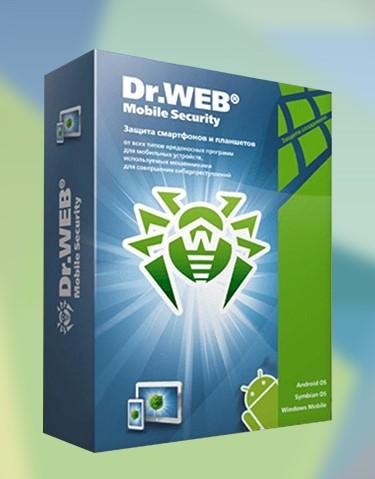 Dr.Web Mobile 1 устройство 1 год