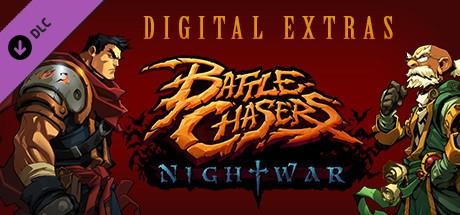 Купить Battle Chasers Nightwar Digital Extras Steam RU