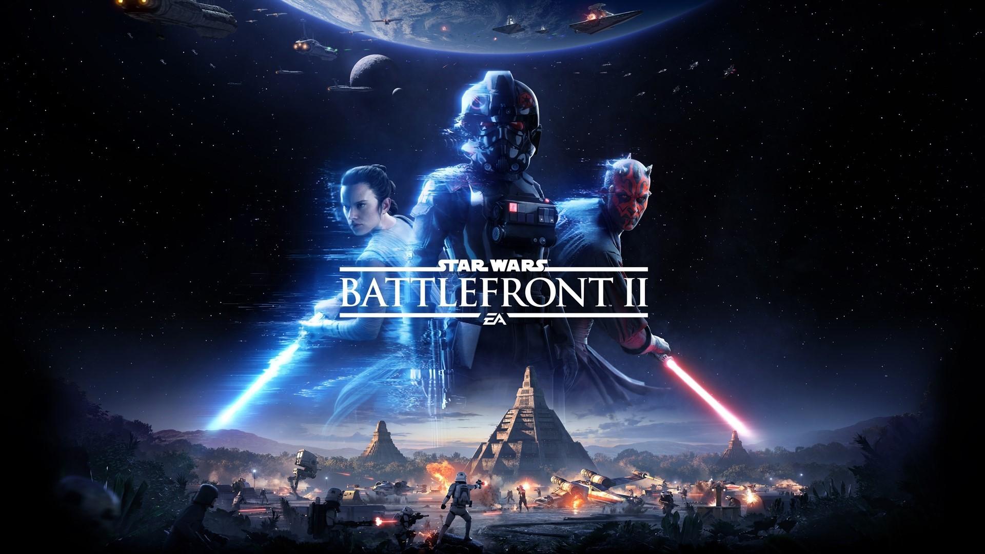 STAR WARS Battlefront 2 || origin || + Секретка