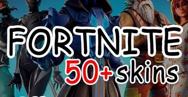 Купить аккаунт Fortnite | 50+ pvp Скинов | Cashback | Гарантия на SteamNinja.ru