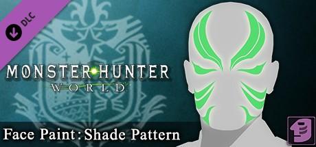 Купить Monster Hunter: World - Face Paint: Shade Pattern
