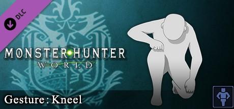 Купить Monster Hunter: World - Gesture: Kneel