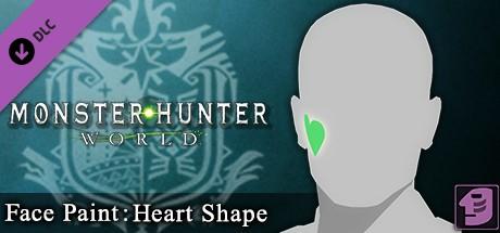 Купить Monster Hunter: World - Face Paint: Heart Shape