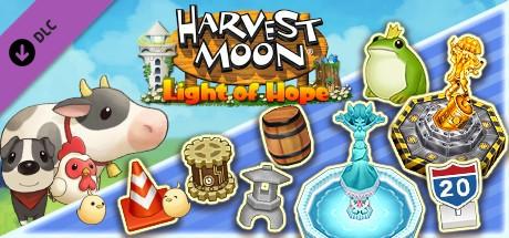 Купить Harvest Moon: Light of Hope - Decorations & Tool Upgrade Pack