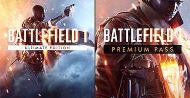 Купить аккаунт Battlefield 1 Premium | Origin | Гарантия | Подарки на SteamNinja.ru