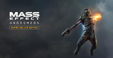Купить аккаунт Mass Effect Andromeda Super Deluxe | Origin | Гарантия на SteamNinja.ru