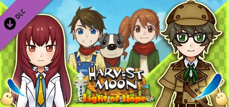 Купить Harvest Moon: Light of Hope - New Marriageable Characters Pack