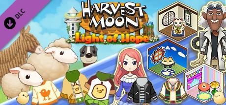 Купить Harvest Moon: Light of Hope - Doc`s & Melanie`s Special Episodes