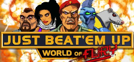 Купить Just Beat Em Up : World of Fury