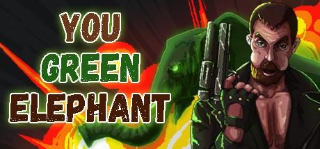 Купить You Green Elephant