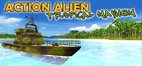 Купить Action Alien: Tropical Mayhem
