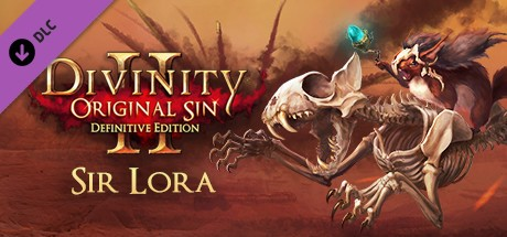 Купить Divinity: Original Sin 2 - Companion: Sir Lora the Squirrel