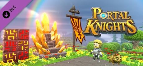 Купить Portal Knights - Gold Throne Pack