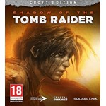 Shadow of the Tomb Raider Croft Ed. Официальный ключ