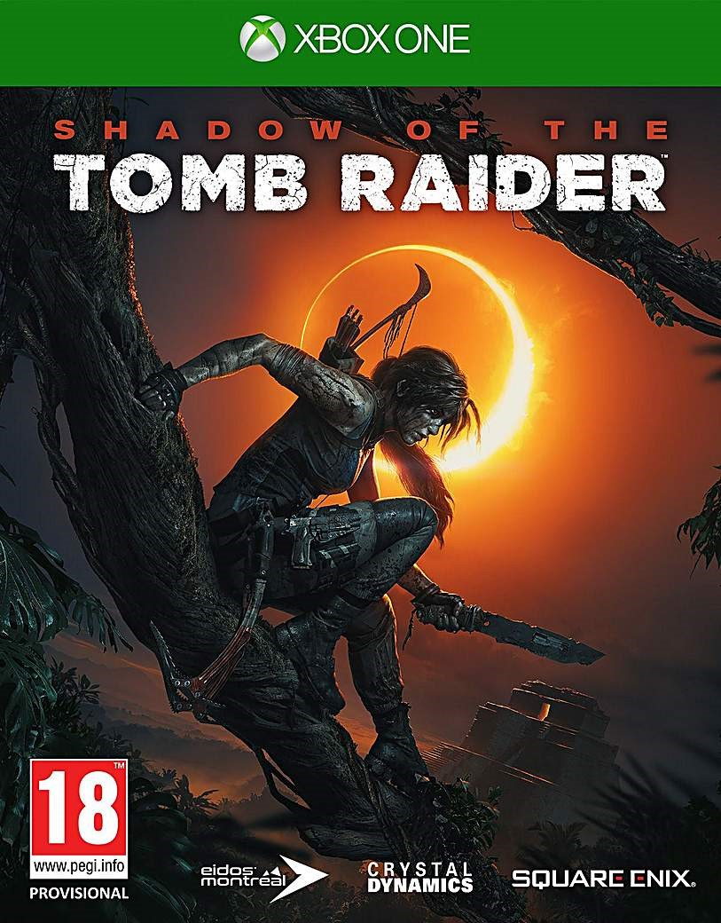 Купить 01. Shadow of the Tomb Raider XBOX ONE
