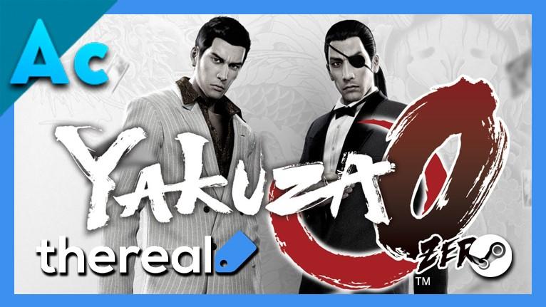 Купить Yakuza 0   OFFLINE   REGION FREE   STEAM