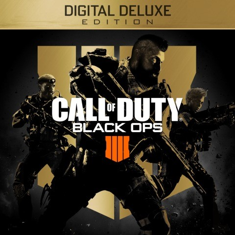 Купить 01. Call of Duty: Black Ops 4 Digital Deluxe XBOX ONE