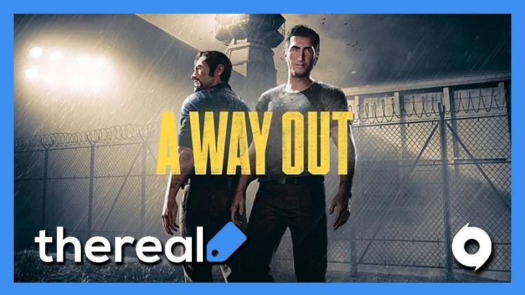 Купить A Way Out    REGION FREE   CASHBACK   ORIGIN