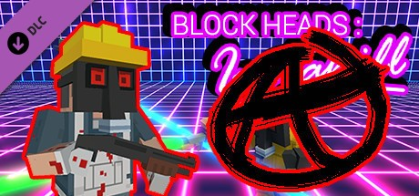 Купить Block Heads: Instakill - Apocalypse Skin Pack