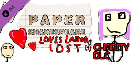 Купить Paper Shakespeare: Loves Labor(s) Lost: Charity Scene Pack