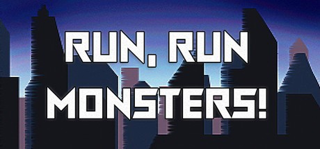 Купить Run, Run, Monsters