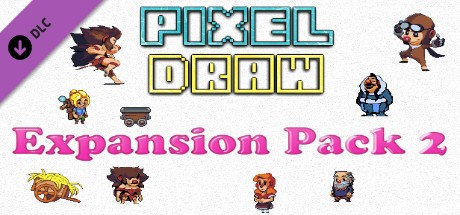 Купить Pixel Draw - Expansion Pack 2