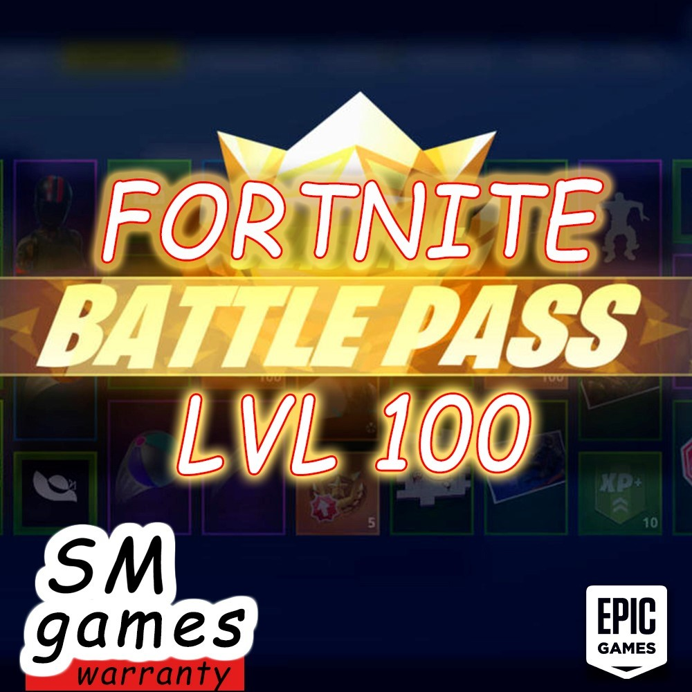 Купить FORTNITE Аккаунт BATTLE PASS 100 LVL |ГАРАНТИЯ 🔵