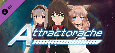 Купить Attractorache - ArtBook DLC