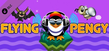 Купить Flying Pengy - Mega Bounce Music Theme
