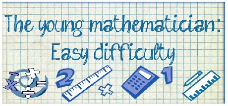 Купить The young mathematician: Easy difficulty