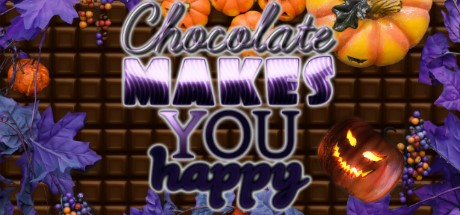 Купить Chocolate makes you happy: Halloween