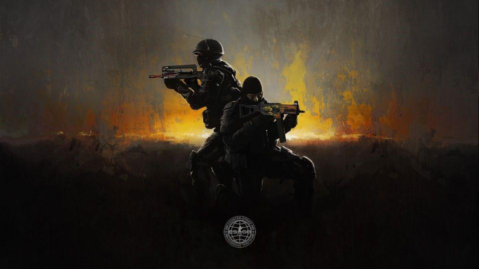 Counter-Strike GO инвентарь от 50 до 500 вещей