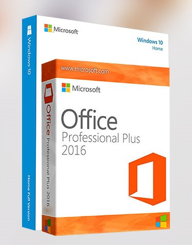 Купить Windows 10 Pro + Office 2016 Pro Plus (x32-x64)