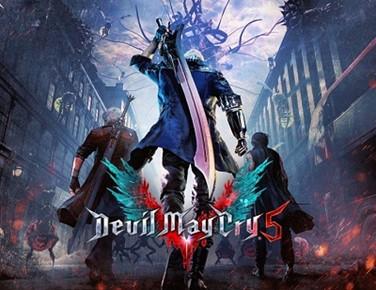 Купить лицензионный ключ Devil May Cry 5 (Steam KEY) + ПОДАРОК на Origin-Sell.com